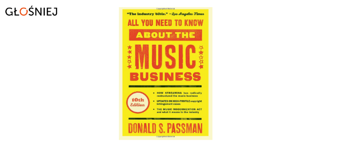 """All You Need To Know About the Music Business"" / głośniej"
