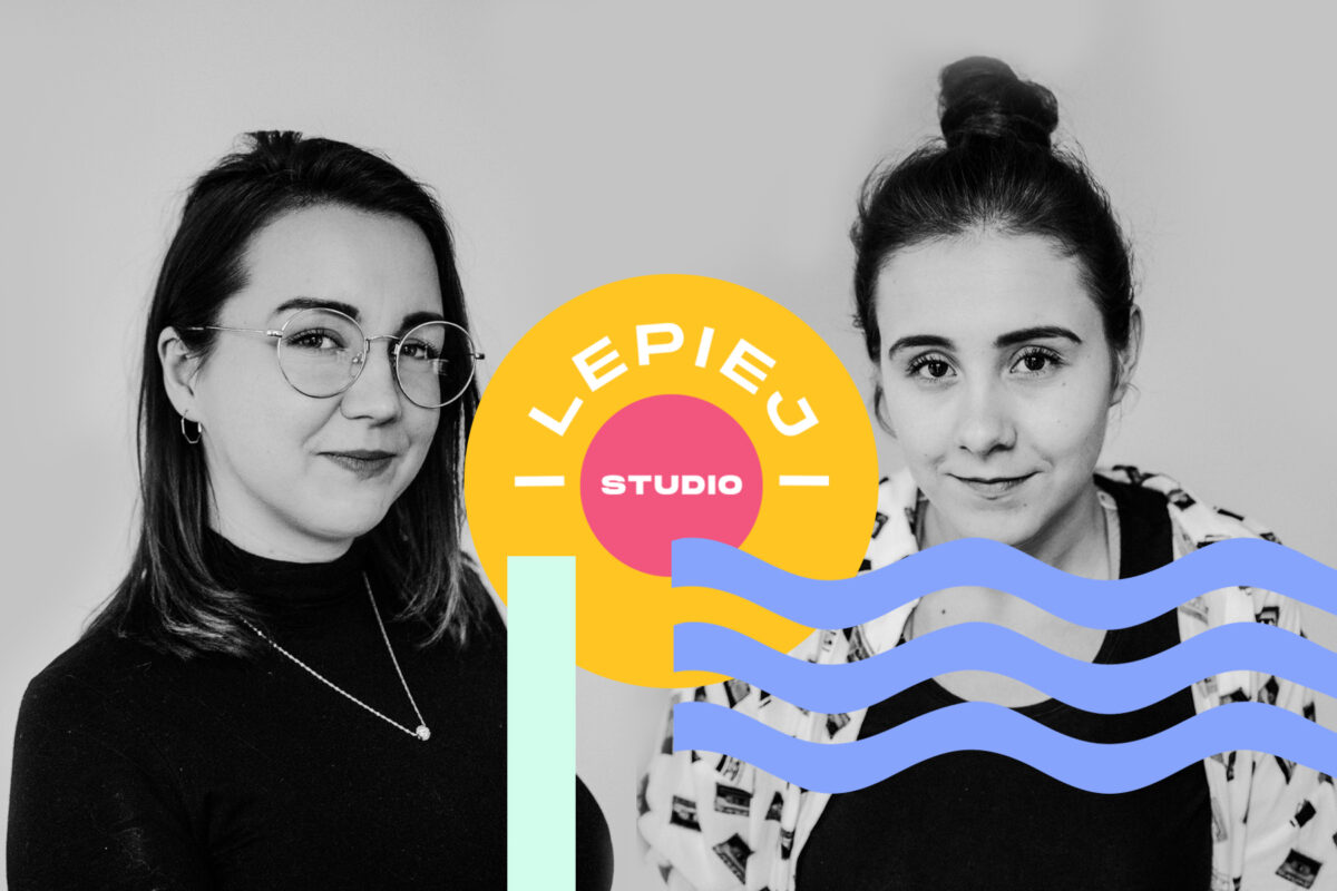 Studio Lepiej wywodzi się z buntu głośniej kękę muzyka alternatywna Polska Muzyka sarsa studio graficzne studio lepiej